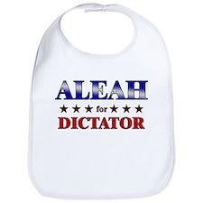 ALEAH for dictator Bib