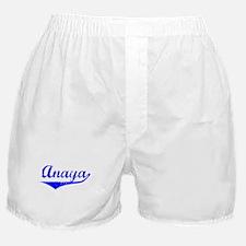 Anaya Vintage (Blue) Boxer Shorts