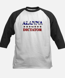 ALANNA for dictator Tee