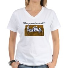 NH Where RU Gonna Sit? Shirt