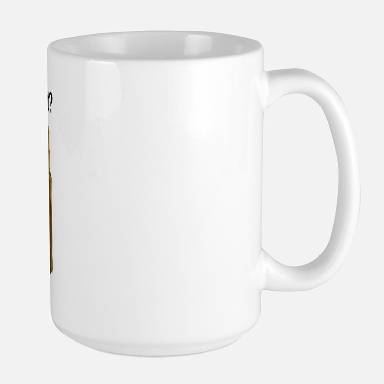NH Where RU Gonna Sit? Mug