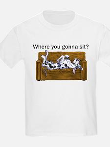 NH Where RU Gonna Sit? T-Shirt