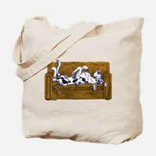 NH Couchfull Tote Bag