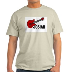 Guitar - Josiah T-Shirt