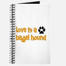 Love is a Bagel Journal