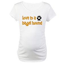Love is a Bagel Shirt