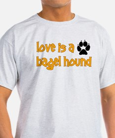 Love is a Bagel T-Shirt