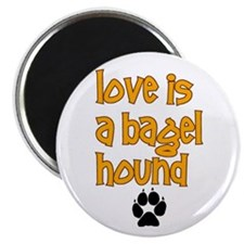 Love is a Bagel Magnet