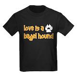 Bagel hound Girl's