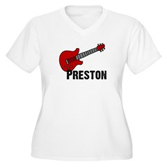 Guitar - Preston T-Shirt