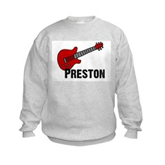 Guitar - Preston Sweatshirt