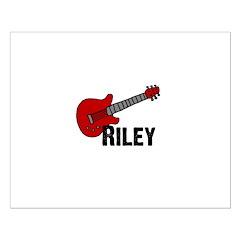 Guitar - Riley Posters
