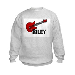 Guitar - Riley Sweatshirt