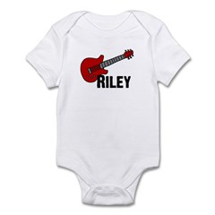 Guitar - Riley Infant Bodysuit