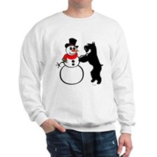 giant vs snowman images on fronts only giant wins