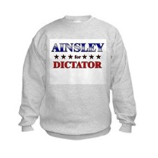 AINSLEY for dictator Jumpers