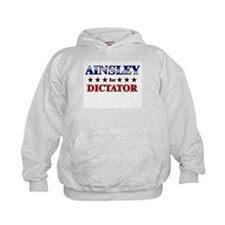 AINSLEY for dictator Hoodie