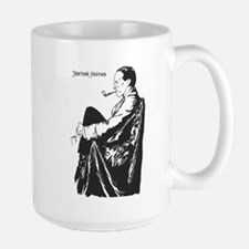 Sherlock Holmes TEXT 03 Mugs