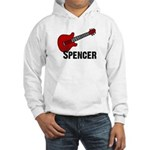 Guitar - Spencer Hooded Sweatshirt