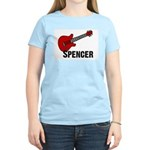 Guitar - Spencer Women's Light T-Shirt