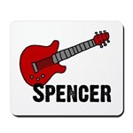 Guitar - Spencer Mousepad
