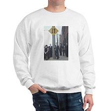 Unique Weltaffen Sweatshirt