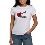 Guitar - Xavier Women's T-Shirt