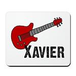 Guitar - Xavier Mousepad