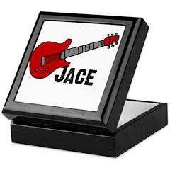 Guitar - Jace Keepsake Box