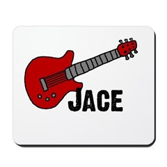 Guitar - Jace Mousepad