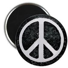 """Original Vintage Peace Sign 2.25"""" Magnet (10 pack)"""