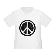 Original Vintage Peace Sign T