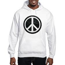 Original Vintage Peace Sign Hoodie