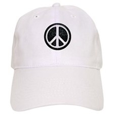 Original Vintage Peace Sign Baseball Cap