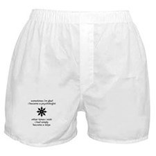 Ninja Psychologist Boxer Shorts