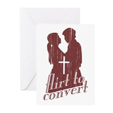 Flirt to Convert Greeting Cards (Pk of 10)