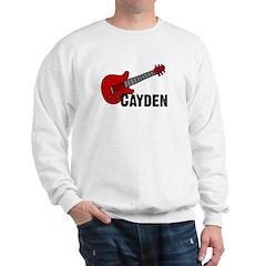 Guitar - Cayden Sweatshirt