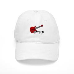 Guitar - Cayden Baseball Cap