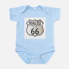 Rialto Route 66 Body Suit