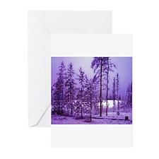 Colorado christmas Greeting Cards (Pk of 10)