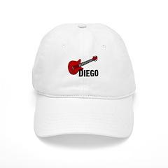 Guitar - Diego Baseball Cap