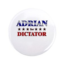 """ADRIAN for dictator 3.5"""" Button"""
