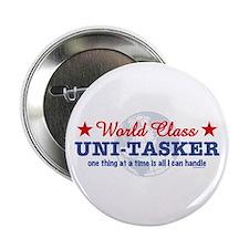 """World Class Uni-Tasker 2.25"""" Button"""