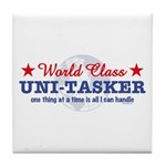 World Class Uni-Tasker Tile Coaster