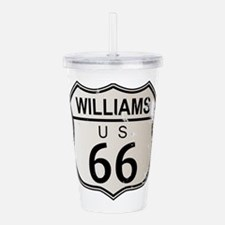 Williams Route 66 Acrylic Double-wall Tumbler
