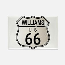 Williams Route 66 Magnets