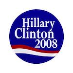 Hillary Clinton 2008 Blue 3.5