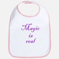 Magic is Real Bib