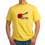 Guitar - Colton Yellow T-Shirt