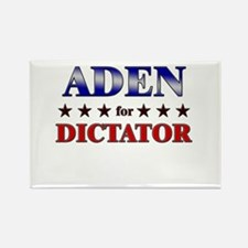 ADEN for dictator Rectangle Magnet